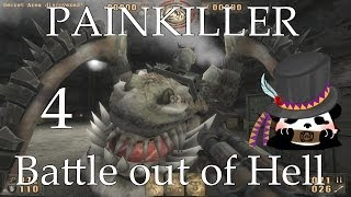 Painkiller: Battle out of Hell (Commentary) Level 4: Pentagon