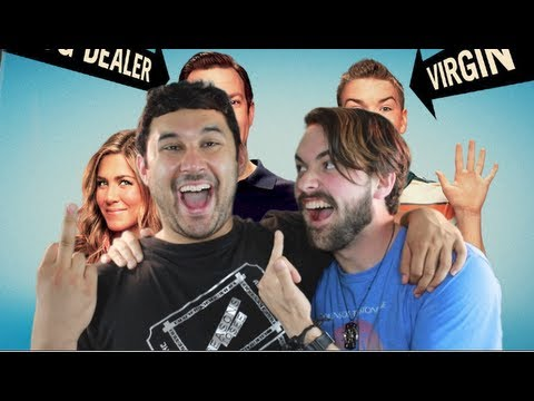 WE'RE THE MILLERS MOVIE REVIEW!!!