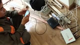 Fpt telecom sửa, check adsl internet(1)