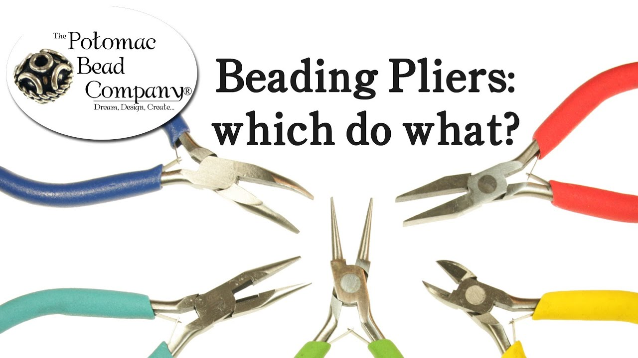 types of pliers. types of pliers