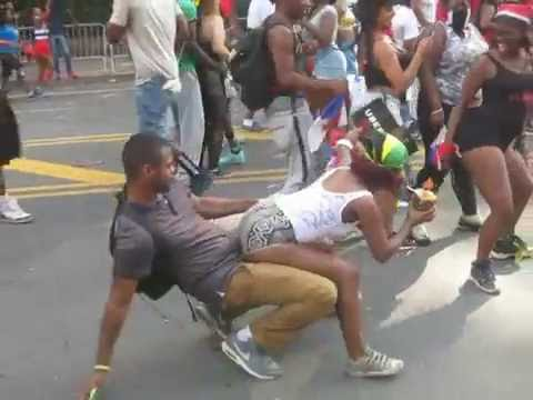 Dirty Dancing & Celebrating @ West Indies Parade NYC