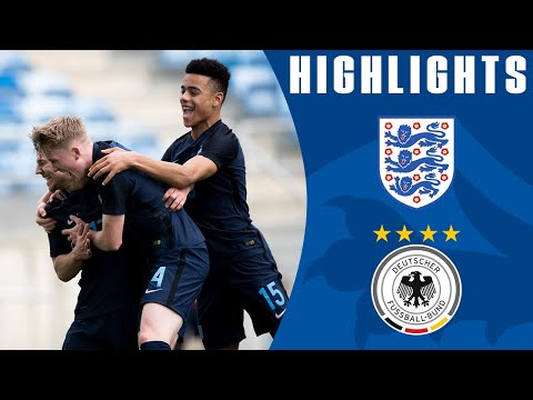 Jack Nolan Scores a Late Winner against Germany! | England U17 2 - 1 Germany | Official Highlights