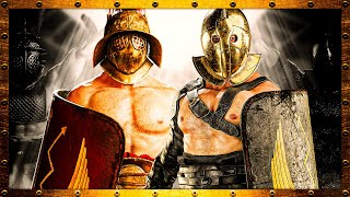 Types of Gladiators | Ancient Rome Documentary Animated | The Colosseum Arena
