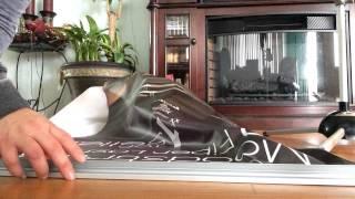 Vista Print Banner assembly(Vista Print Banner Assembly., 2015-02-02T23:50:02.000Z)