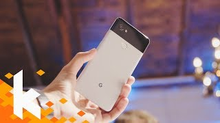 Verliebt: Google Pixel 2 (XL) HandsOn!