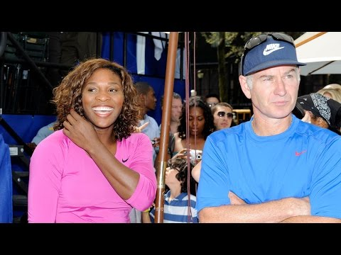 Download Youtube: John McEnroe Says His Comments About Serena Williams 'Didn't Go Over Big' With His Daughters