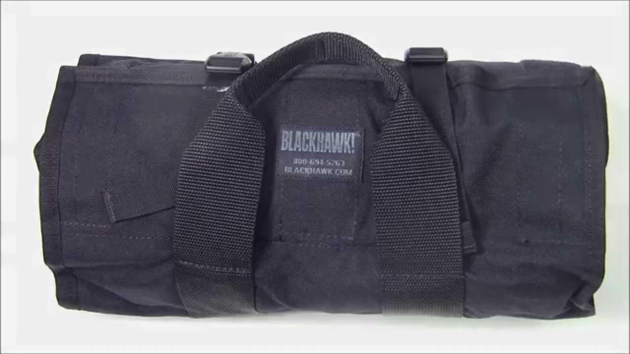 Blackhawk Medical Roll Out Kit Excellent Bag
