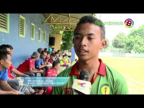 Highlight Liga KG U-14 Panasonic 2015/2016 Pekan ke-28 Bagian ke-1