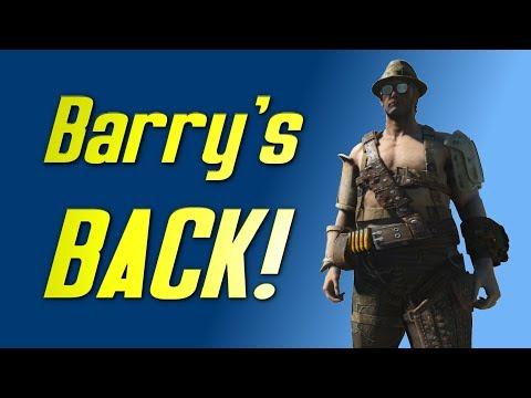 Barry's Back!