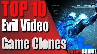 Top 10 Evil Clones In VideoGames