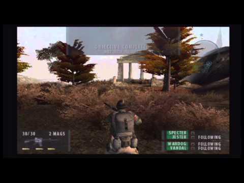 Socom 2 U.S Navy Seals Walkthrough Part 1
