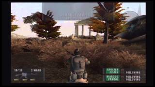 Socom 2 U.S Navy Seals walkthrough Part 1