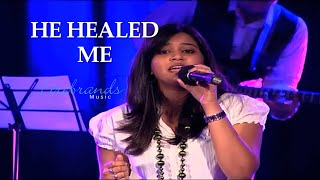 FIREBRANDS MUSIC - Gospel - HE healed me (Music - Lawrence Guna)