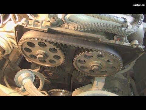 Замена ГРМ роликов помпы мотор 1.5 16дырок (пилотный выпуск)
