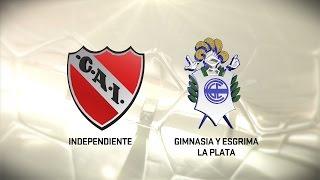 CA Independiente vs Gimnasia LP full match