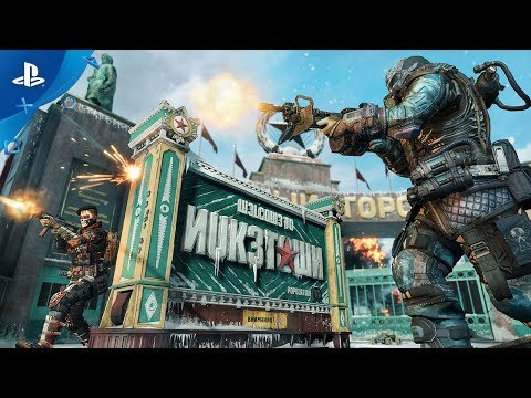 Call of Duty: Black Ops 4 – Nuketown Trailer   PS4
