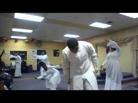 Pastoral Anniversary Celebration: Praise Dance from Perfected Praise Dance Ministry