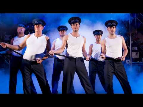 Movie classic  'The Full Monty' comes to the Grand Opera House