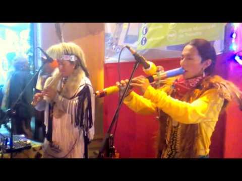 Ananau, WAYRA De Ecuador En Guatemala Paseo De La Sexta 2016 Música Étnica