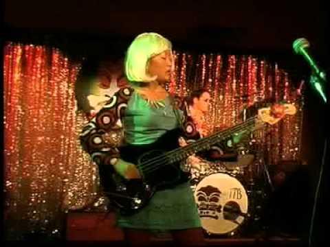 Tiki Tiki Bamboooos Live at Atomic Cafe