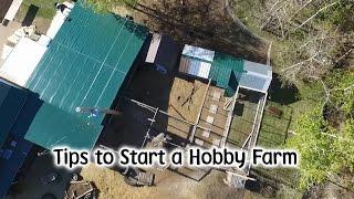 Tips for Starting a Hobby Farm thumbnail