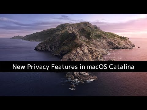 How iMazing Works with New Privacy Features in macOS Catalina
