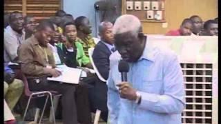 mamadou karambiri - Face à votre heure de minuit Dieu fait des miracles à  minuit