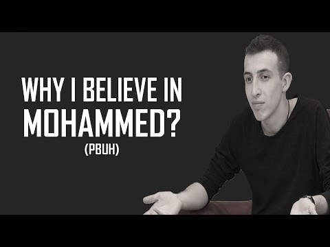 Why I Believe In Mohammed(pbuh)? (Powerful Arguments) - Osman Bulut