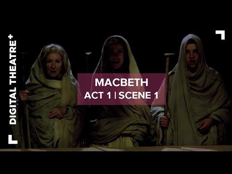 Macbeth - Act 1 Scene 1 | Shakespeare | Digital Theatre+