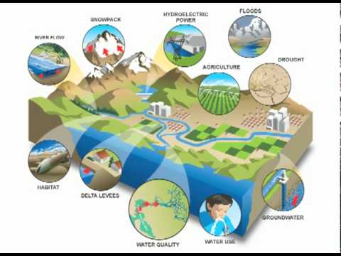 Climate Change Information Visualization