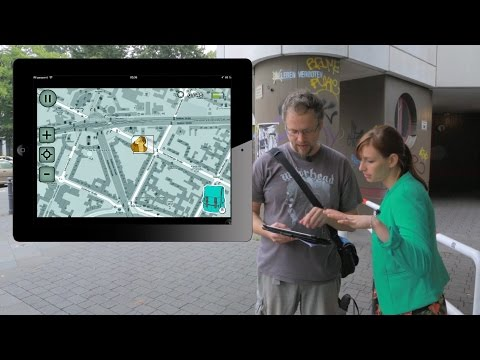 6-1   What is Location Based Storytelling and Augmented Reality?