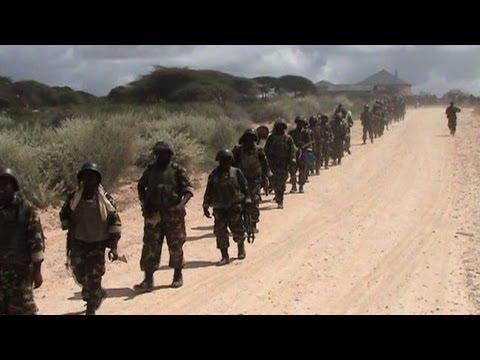 Somali, AU troops push towards Islamist Afgoye stronghold