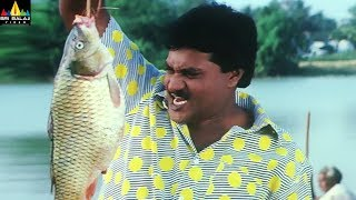 Sunil Best Comedy Scenes Back to Back   Telugu Movie Comedy   Vol 1   Sri Balaji Video