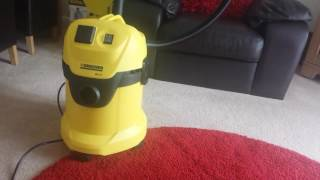 karcher wd 3p multi purpose vacuum cleaner review