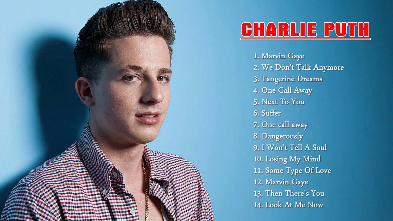 Charlie Puth Greatest Hits Cover 2017 - Charlie Puth Songs