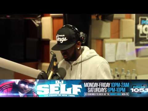Troy Ave (BsB) Power105 Midnite Mixx W DJ Self