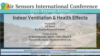 Indoor Ventilation Health Effects Panel Discussion