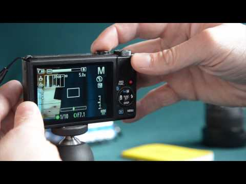 How to use the ring function on your Canon Powershot S110