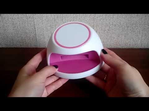 Лампа для сушки обычного лака для ногтей