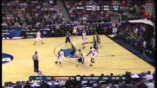 2011 Sweet 16: (2) Florida Gators vs (3) BYU Cougars