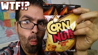 WTF: Corn Nuts Ultimate Heat - Hot or Not? | FreakEating Review
