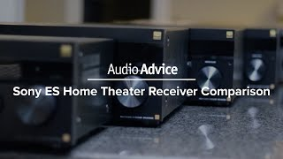 Sony ES Home Theater Receiver …