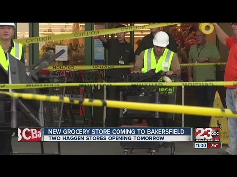 New grocery store opening in Bakersfield