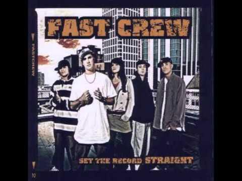 Fast Crew - Suburbia Streets