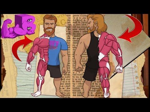 SHOULDERS - Anatomy of a BUFF DUDE