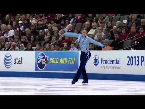 2013 US National championships FS Jason Brown