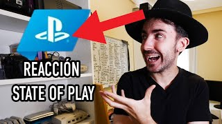 STATE OF PLAY: Reacción y Comentado en DIRECTO 💥 | PS5 y PS4