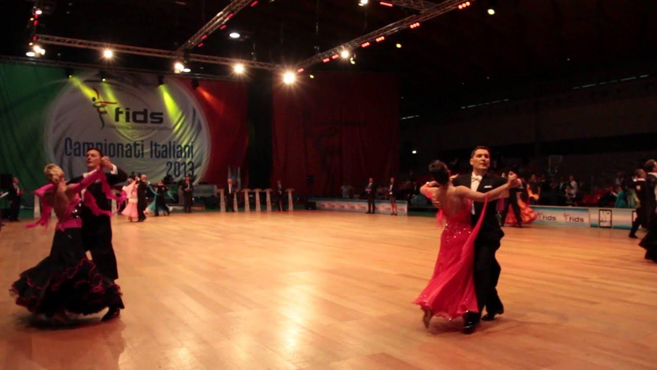 campionati italiani danza sportiva liscio