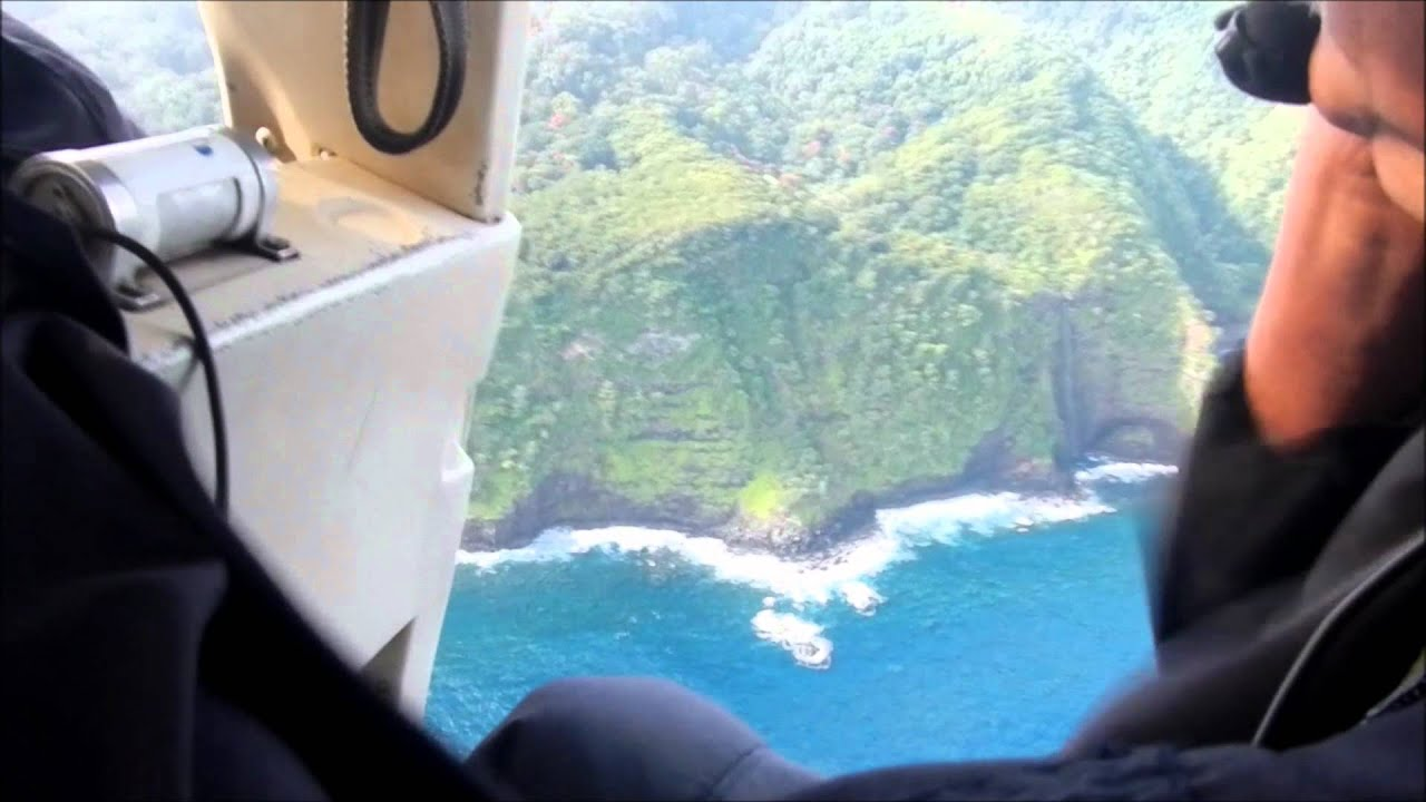 Maui Helicopter Tour (Doors Off) & Maui Helicopter Tour (Doors Off) - YouTube