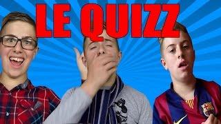 MICHOU - LE QUIZZ ! (Parodie)